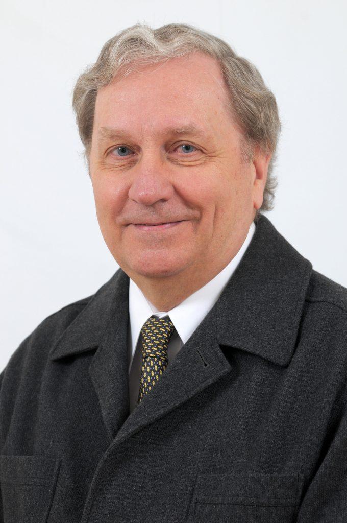 Gilles Nadeau, responsable du service de l'accompagnement spirituel Maison Michel-Sarrazin et Centre Bonenfant-Dionne